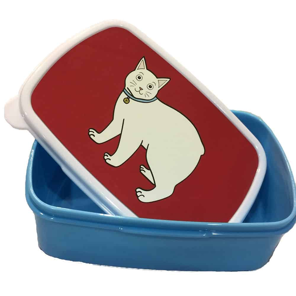 Isle of Man ABC Manx Cat Lunch Box – Quirky