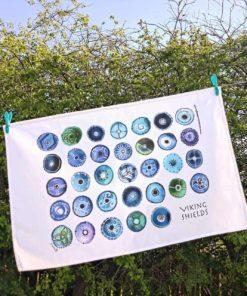 viking-shield-tea-towel